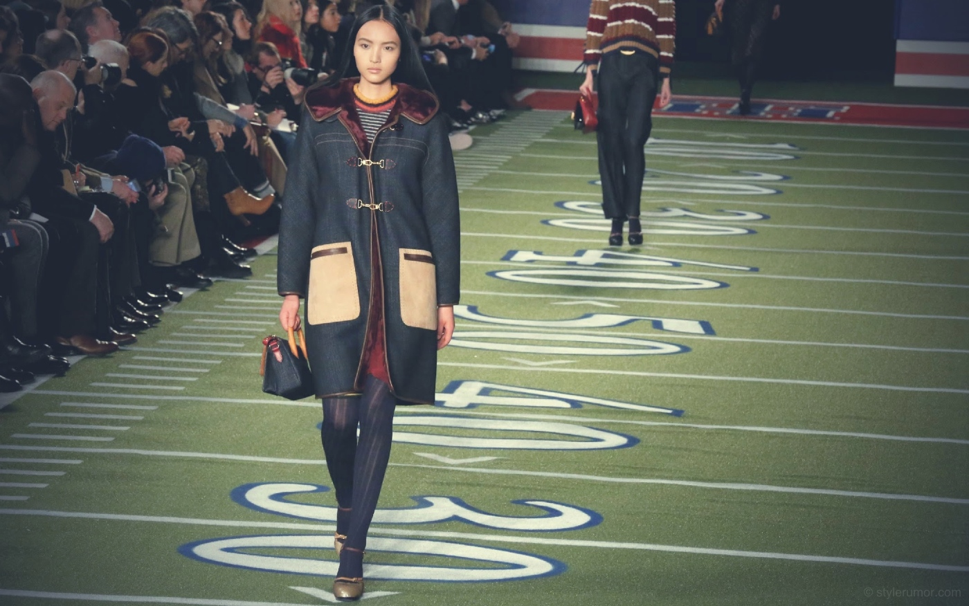 Tommy Hilfiger Fall Winter 2015 Collection 14