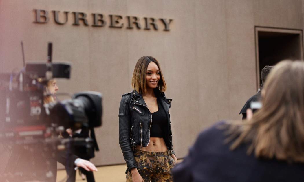 Burberry Prorsum Fall Winter 2015 Collection 5
