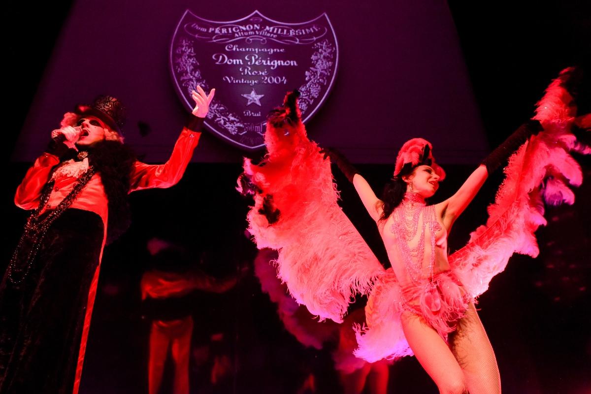 Dom Perignon Rose Vintage 2004 Cabaret Party 5