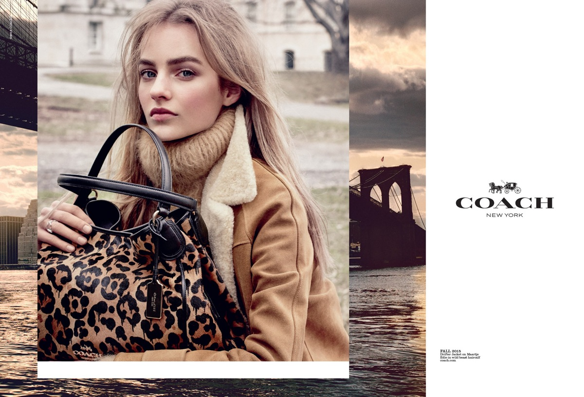 Coach Fall Winter 2015 Ad Campaign 4