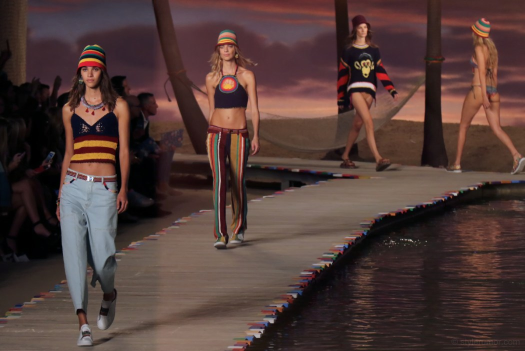 Tommy Hilfiger Spring Summer 2016 Collection 1