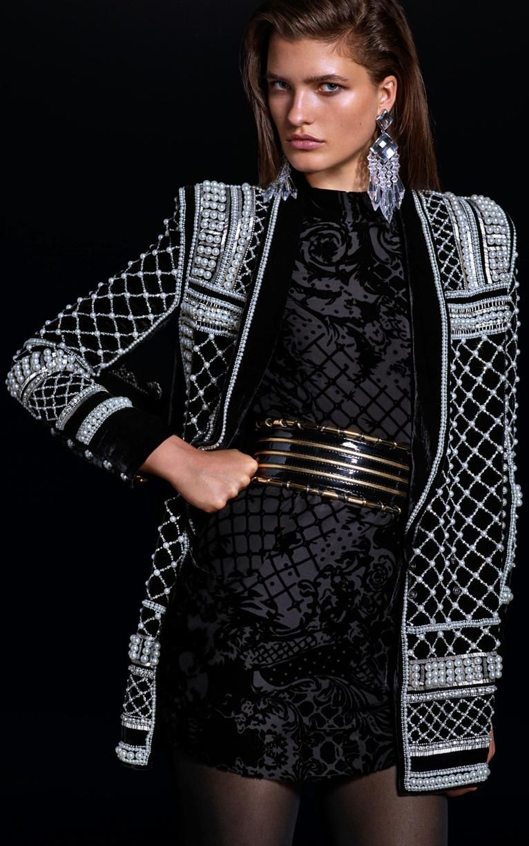 Balmain x HM Lookbook 20