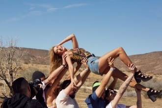 Get Ready for Coachella with HM 3