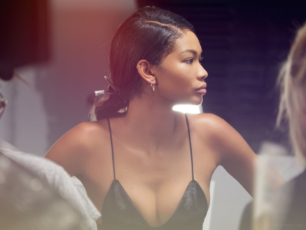 chanel-iman-backstage-at-the-tommy-hilfiger-x-gigi-show
