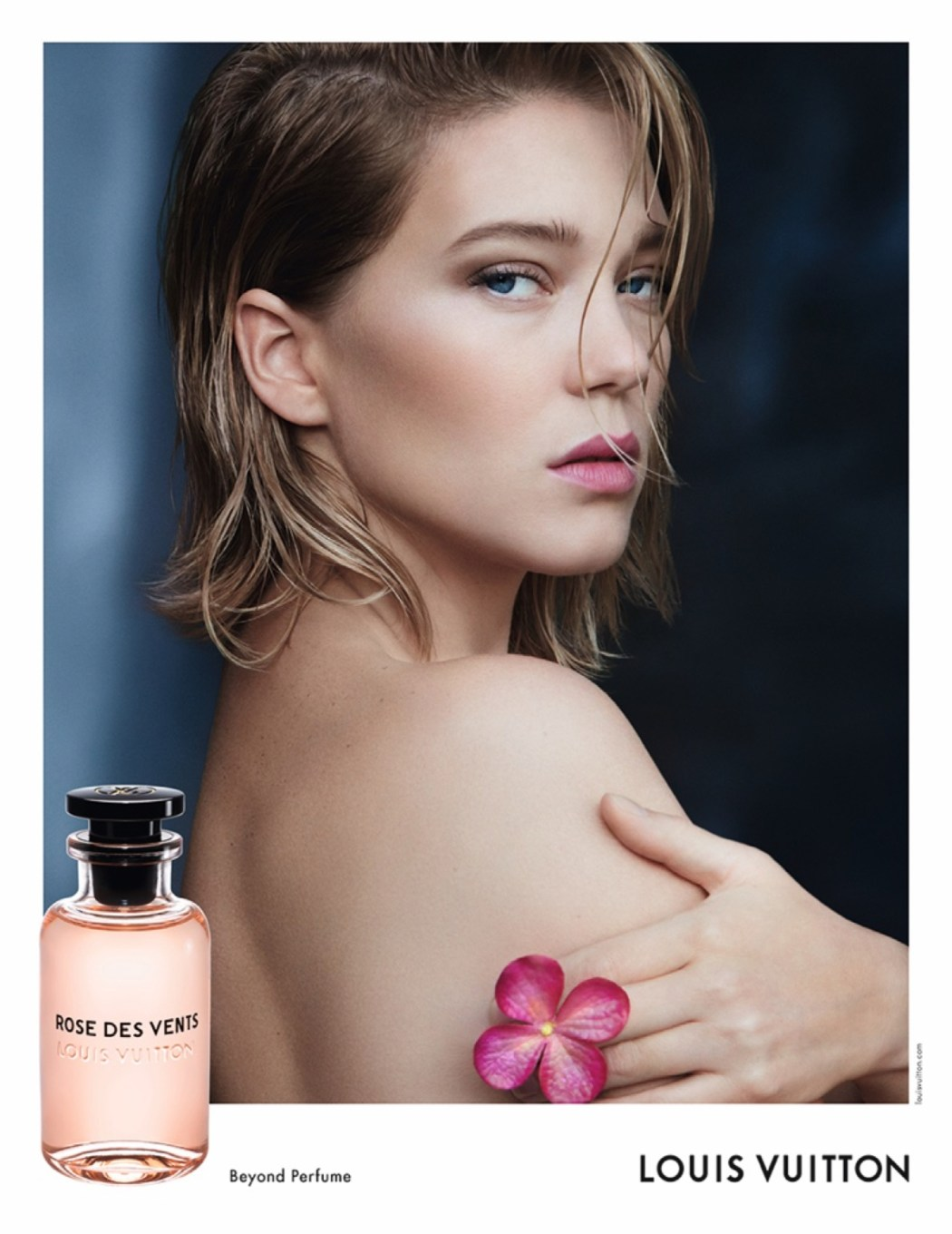Louis Vuitton Perfume Ad Campaign Featuring Lea Seydoux by Patrick Demarchelier 4