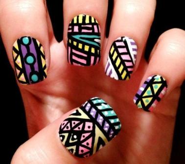 Nail Art Step By Designs Screenshot