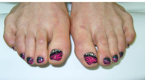 Summer Toe Nail Art Design Ideas Katty Nails