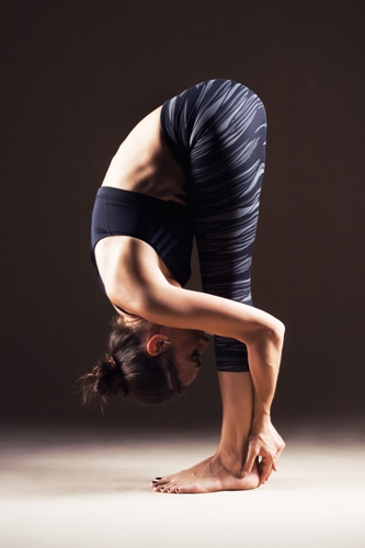 Permanent Forward Fold Pose - Avantages Uttanasana <a href=