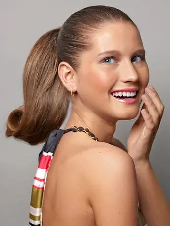 High Ponytail Hairstyles 10