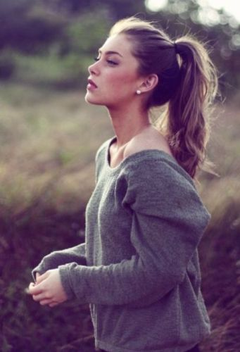 15 Popular High Ponytail Hairstyles With Pictures Styles