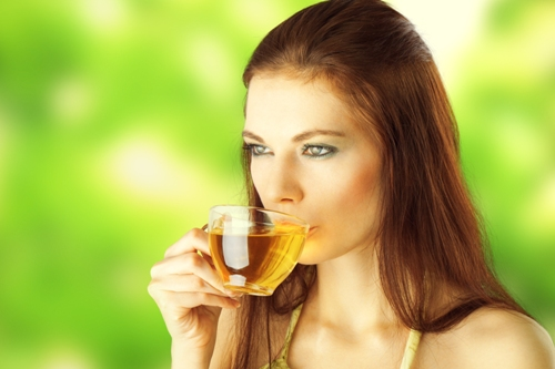 best fat burning foods - Green Tea