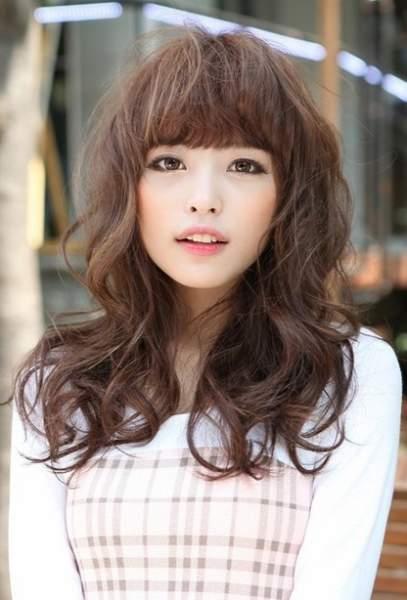 Top 9 Japanese Bangs Hairstyles Styles At Life