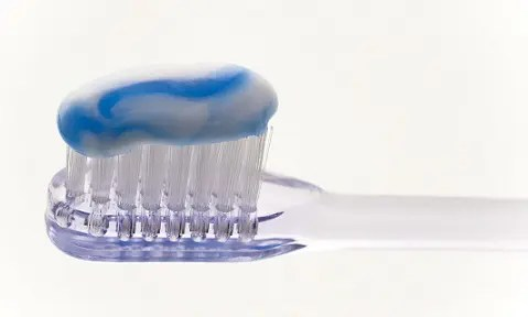tooth brush for acne pimple
