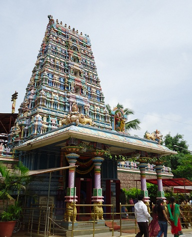 Temples in Hyderabad7