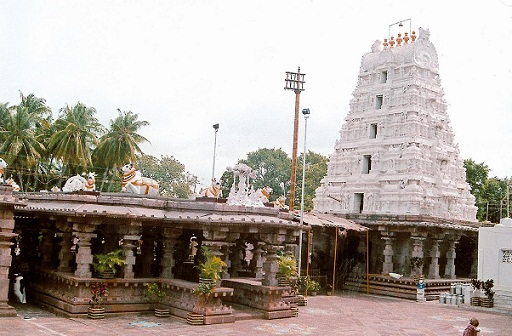 Temples in Hyderabad9
