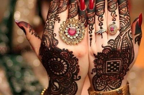 9 Professional Jaipuri Mehndi Designers Styles At Life