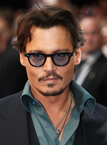 13 Sensational Pictures OF Johnny Depp Without Makeup
