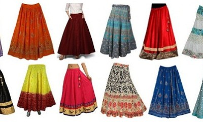12 Best Indian Skirts Designs For Women Styles At Life