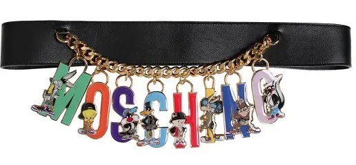 Metal Waist Belts with Hangings