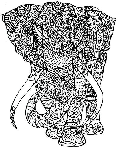 animal coloring pages printable # 10