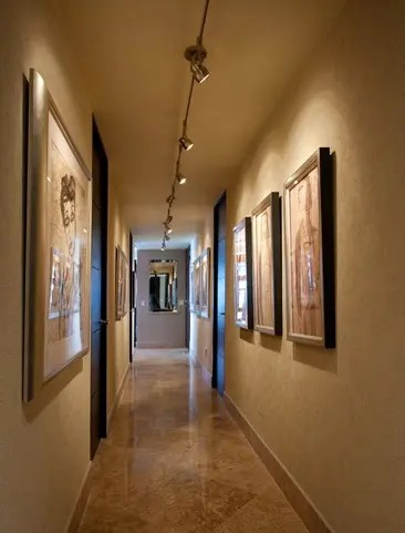 9 latest hall lighting designs with