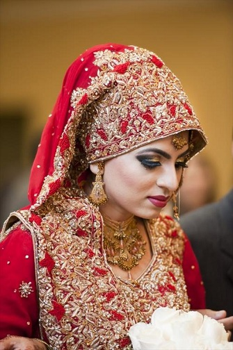 15 Modern Muslim Wedding Hijabs For Brides In Different