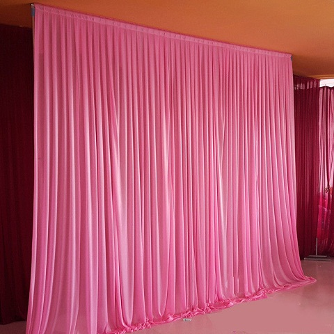 9 Latest Pink Curtain Designs With Pictures In 2019 Styles At Life