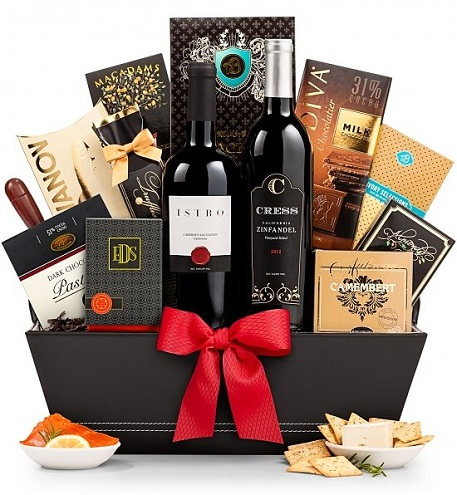 15 Best Gift Baskets To Present Prefect Gift Styles At Life