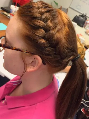 best college hairstyles