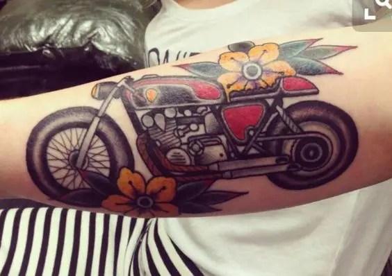 Biker Tattoo Designs 2