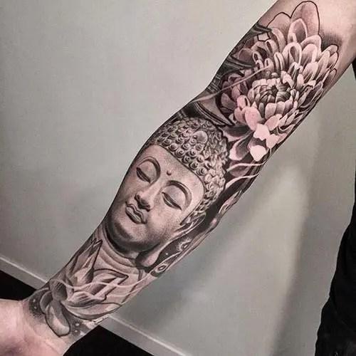 Best Buddha Tattoo Designs 1