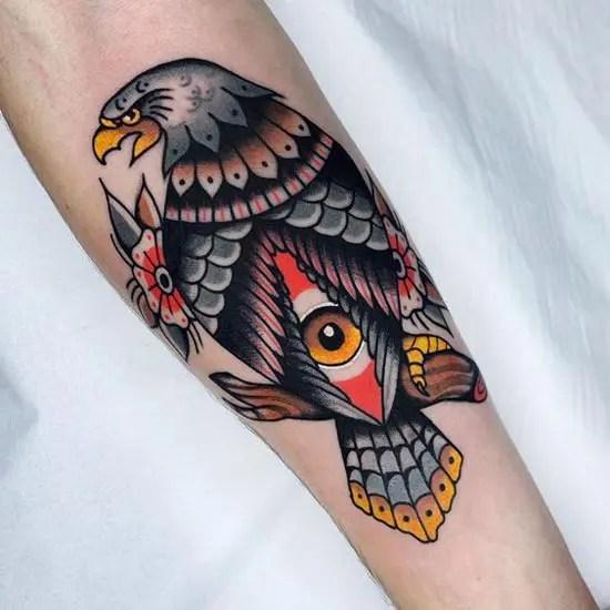 Best Eagle Tattoo Designs 8