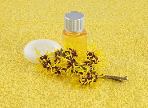Witch Hazel And Oil