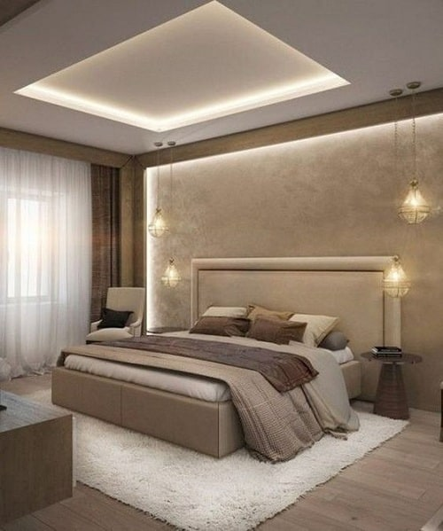 Don't let part of your blank canvas go to waste. 50 Latest False Ceiling Designs With Pictures In 2021