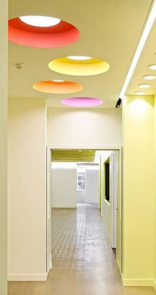 warna plafon cantik