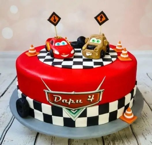 Features can also be made using candies, etc. 80 Special Happy Birthday Cake Designs Names And Images