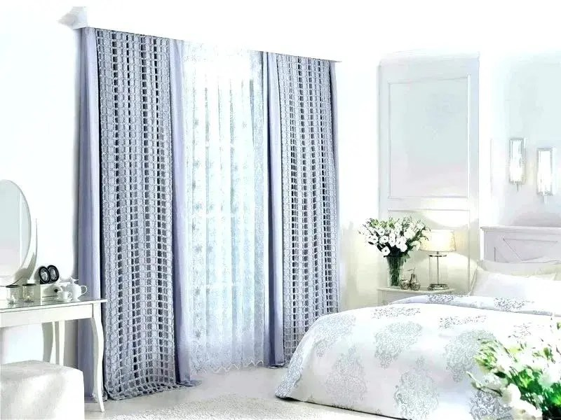 20 latest bedroom curtain designs to