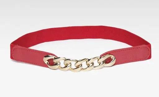 Women's Chain Belt