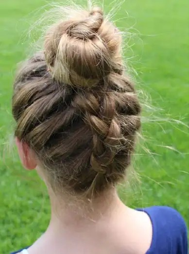cute birthday girl hairstyles