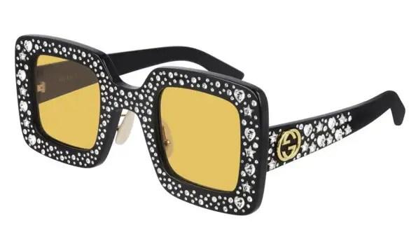 Gucci Oversized Designer Sunglasses