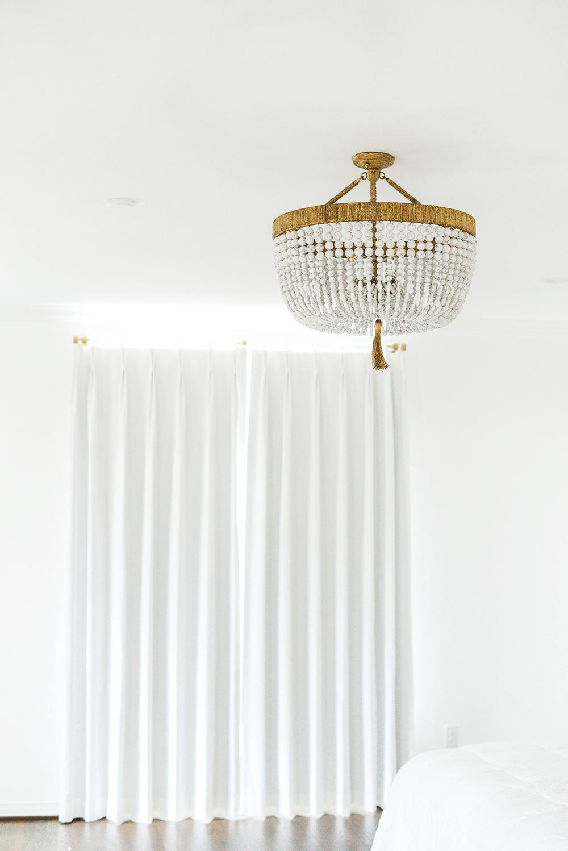 ro sham beaux malibu beaded chandelier