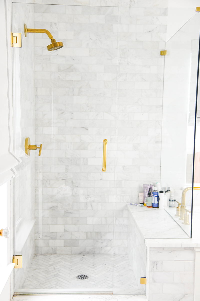 master bathroom reveal the style scribe
