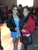 With Olympic Gymnast Aly Raisman