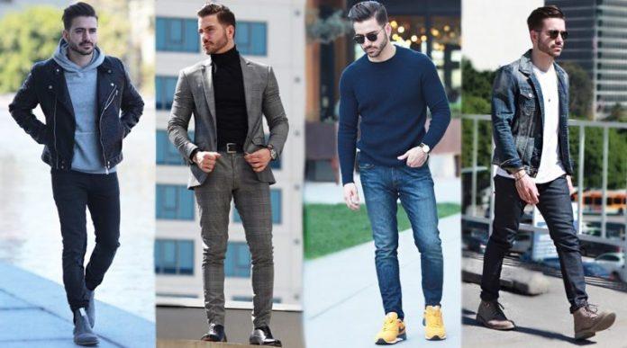 basic guide for the good dress of men