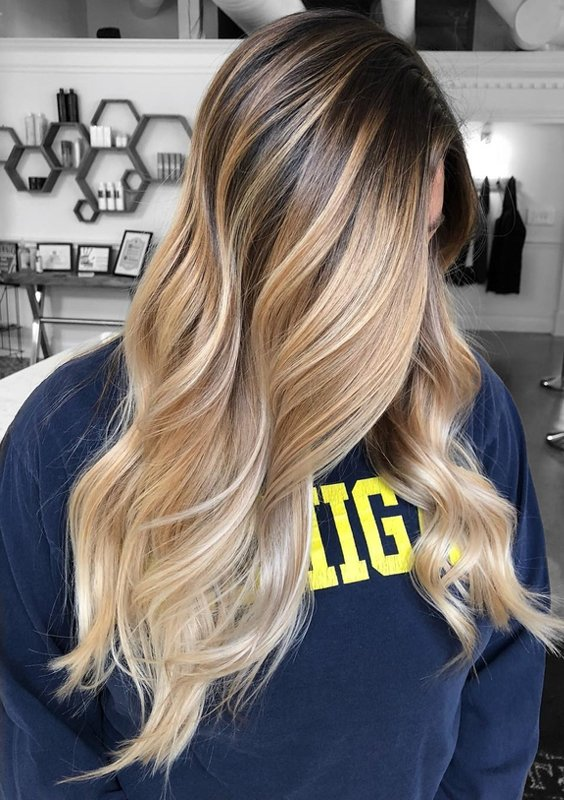 Stunning Balayage Dimensions in 2018
