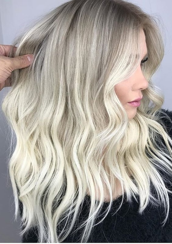 16 Stunning Blonde Hair Colors Highlights For 2018 Stylesmod