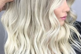 Stunning Blonde Hair Colors & Highlights for 2018