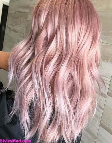 Pink Hair Color Ideas & Trends