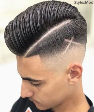 Cool Hairstyles for Men's To Test of This Year 2018