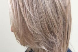 Blonde Caramel Hair Color Highlight